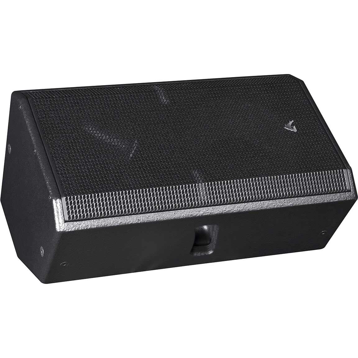 Axiom ED120P - Пассивная акустическая система 12'' с несимметричной диаграммой направленности, 680–1360 Вт, черного цвета