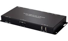 Cypress CH-352RX - Приемник KVM-сигналов 2 х HDMI, аудио, ИК, USB и RS-232 из 1000BaseT