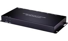 Cypress CH-352TX - Передатчик KVM-сигналов 2 х HDMI, аудио, ИК, USB и RS-232 по 1000BaseT