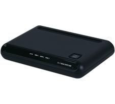 Cypress CPLUS-V3H1H - Коммутатор с автопереключением 3х1 HDMI UHD 4K с питанием по USB