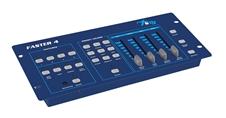 Sagitter SG FASTER4 - Простой пульт управления на 16 каналов DMX с RGB
