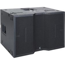 Axiom SW215P - Пассивный сабвуфер 2 х 15'', 2х700 – 2х900 – 2х2100 Вт, черного цвета