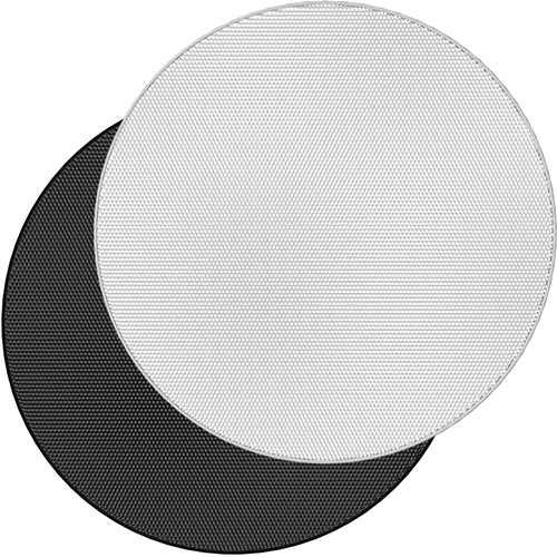 Atlas IED EGR63 - Круглая декоративная решетка без окантовки для FAP63T