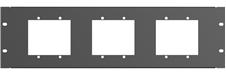 Atlas IED BB-PLT-PNL - Монтажная панель для установки 3 панелей серий WTSD или BBWP в стойку