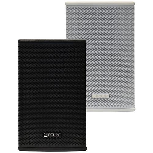 Ecler ARQIS 108 - Двухполосная настенная акустическая система 8'', 175–350 Вт/8 Ом