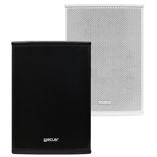 Ecler ARQIS 112 - Двухполосная настенная акустическая система 12'', 340–680 Вт/8 Ом