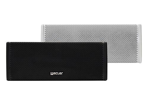 Ecler ARQIS 205 - Двухполосная настенная акустическая система 2х5,25'', 140–280 Вт/8 Ом