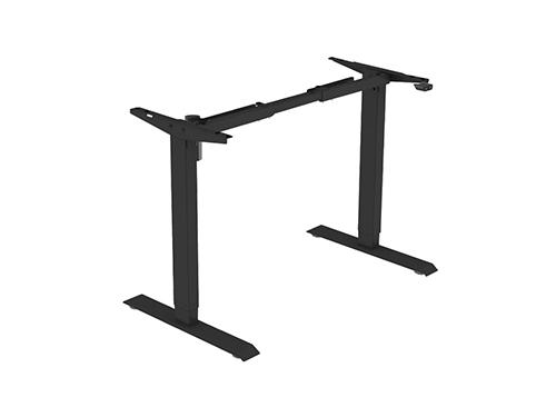 ErgoFount BSSD-L10-18/14 - Основание стола для работы стоя и сидя с электроприводом на телескопических опорах 710–1210 мм, макс. нагрузка 70 кг