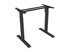 ErgoFount BSSD-L10-18/12 - Основание стола для работы стоя и сидя с электроприводом на телескопических опорах 710–1210 мм, макс. нагрузка 70 кг