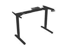 ErgoFount BSSD-L10-18/02 - Основание стола для работы стоя и сидя с электроприводом на телескопических опорах 710–1190 мм, макс. нагрузка 100 кг