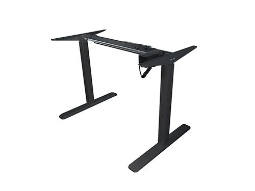 ErgoFount BSSD-10-17/S22 - Основание стола для работы стоя и сидя c электроприводом на телескопических опорах 730–1230 мм, макс. нагрузка 100 кг