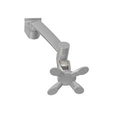 Kondator 438-LC18 - Шарнирный кронштейн серии Conceptum для 1 монитора, макс. нагрузка 14 кг