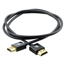 Kramer C-HM/HM/PICO - Кабель HDMI-HDMI 4K/60 (4:4:4) с Ethernet (вилка-вилка)