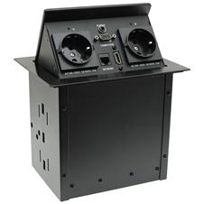 Qtex MDA-560 - Настольный автоматический модуль кабельных подключений