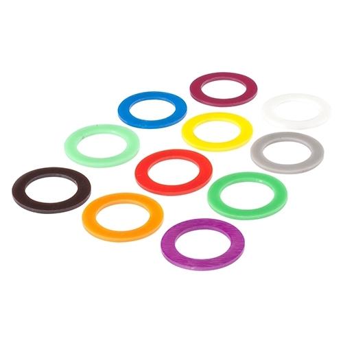 Sommer Cable HI-DR - Цветное маркировочное кольцо для D-фланца HI-DET, HI-DET-М
