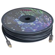 tvONE MG-AOC-661 - Кабель HDMI 2.0 гибридный (вилка-вилка)