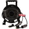 Kramer CRS-PlugNView-H-60 - Активный малодымный армированный оптический кабель HDMI 4K/60 (4:4:4)