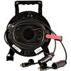 Kramer CRS-PlugNView-H - Активный малодымный армированный оптический кабель HDMI 4K/60 (4:4:4)