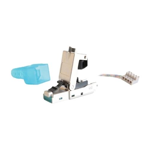 Procab VCR526A - Разъем RJ45 CAT6A STP (вилка) для витой пары, установка кабеля без инструмента