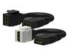 Procab VCK450 - Вставка-переходник Keystone HDMI – HDMI c кабелем