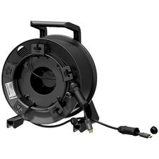 Procab PRX220A - Кабельная катушка CDM310 c гибридным армированным HDMI кабелем PRV220A