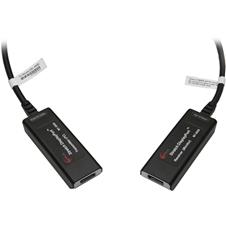 Opticis M1-5000-70 - Оптоволоконный гибридный кабель для передачи сигналов интерфейса DisplayPort