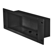 Peerless-AV IBA3 - Встраиваемый в стену узкий бокс для кабелей и небольших AV-устройств