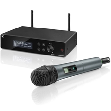 Sennheiser XSW 2-865-A - РЧ-система 548–572 МГц с настольным приемником и ручным микрофоном-передатчиком