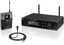 Sennheiser XSW 2-ME2-A - РЧ-система 548–572 МГц с настольным приемником и петличным микрофоном
