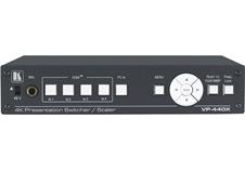 Kramer VP-440X - Презентационный масштабатор / коммутатор 4хHDMI, VGA в HDMI и HDBaseT