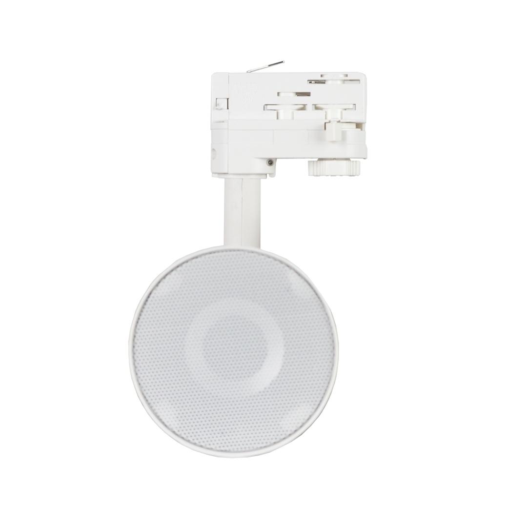 Ecler TUBE (white) - Приемник системы Ecler WiSpeak, беспроводная подвесная АС 3'' белого цвета