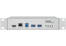 ClearOne Converge Huddle - Аудиоплатформа с AEC, усилителем (2х10 Вт / 8 Ом) и видеовыходом HDMI и USB