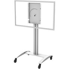 Peerless-AV SR560-FLIP2 - Мобильный стенд для панелей Samsung Flip 2 (WM55H, WM55R, WM65R) с поворотом из портретной в альбомную ориентацию