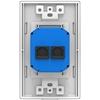 Atlas IED X-ANS - Настенная панель серии ATMOSPHERE с датчиком окружающего шума