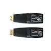 Opticis HDFX-350 - Удлинитель интерфейса HDMI 2.0 4096x2160/60, 3D c CEC, EDID и HDCP 2.2 по дуплексному многомодовому оптоволоконному кабелю