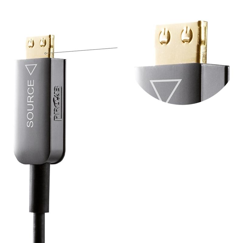 Procab CLV310A/20 - Активный оптический кабель 8K HDMI 2.1 с HDCP, HDR, CEC, c Ethernet