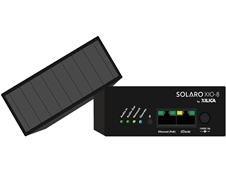 Xilica SOLARO XIO 8 - Шасси модульного транскодера аналоговых и цифровых аудиосигналов и сигналов интерфейса Dante 4х4