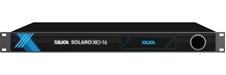 Xilica SOLARO XIO 16 - Шасси модульного транскодера аналоговых и цифровых аудиосигналов и сигналов интерфейса Dante 32х32