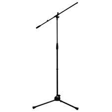 Proel RSM180 - Микрофонная стойка с телескопическим журавлем на треноге черного цвета