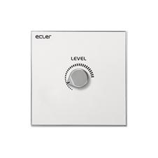 Ecler WPaH-AT6 - Настенный регулятор громкости 6 Вт – 70/100 В с реле пожарного приоритета 24 В