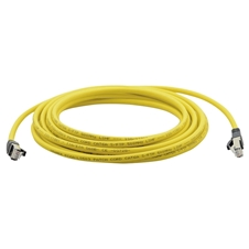 Kramer PC6A-LS503-15M - Патч - корд из малодымного кабеля S/FTP Cat6