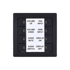 Cypress CDPS-TG2 - Настенная панель управления аудио и видео для передатчика CH-2607TXPL и приемника CH-2607RXPL