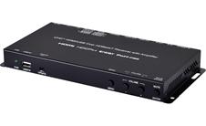 Cypress CH-2607RXPL - Приемник / масштабатор сигналов HDMI 4K/30 из витой пары