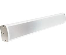 Ecler eCS803 - Акустическая колонна 8х3'', 80–160 Вт – 8 Ом, 30 Вт/100 В