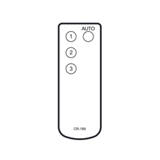 Cypress CR-189 - ИК-пульт для коммутатора Cypress