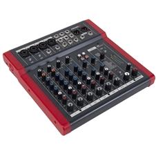 Proel MQ10FX - 10-канальный компактный микшерный пульт