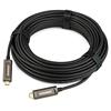 Kramer CLS-AOCU31/CC-50 - Активный гибридный кабель USB-C 3.1 (вилка-вилка)
