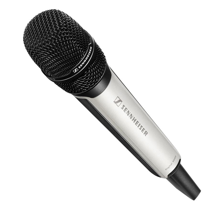 Sennheiser SKM 9000 NI A5-A8 - Ручной цифровой передатчик, никелевый