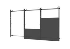Peerless-AV DS-LEDIER-3X3 - Монтажный комплект системы dvLED для создания видеостены в конфигурации 3х3 из панелей Samsung IER или IFR