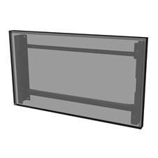 Peerless-AV EWL-55XE4F - Защитный всепогодный кожух для панели LG XE4F-M 55'', макс. нагрузка 40 кг